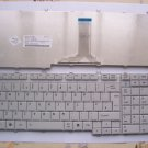 UK Layout Toshiba Satellite P200, P205, X205 Series Silver keyboard