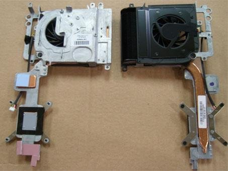 HP Pavilion DV9000  DV9500 DV9600 DV9700  CPU FAN [Heatsink + Fan 432995-001]