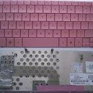 HP Mini/Mini-Note 110 Series Laptop Keyboard 537954-001 -- [Color: Pink]