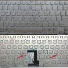 Sony VAIO VPC CA VPC-CA VPC-CA15 VPC-CA17 VPC-CA19 Series White Keyboard