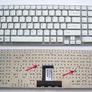 SONY Vaio VPC-EB16 VPC-EB17 VPC-EB23 VPC-EB27 VPC-EB43 VPC-EB44 Series laptop keyboard White