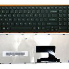 Sony  VPC-EH25FM/W Keyboard  - New Sony VAIO VPC-EH25FM/W  Keyboard  ( us layout,black)