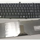 Acer 1802WSMi keyboard - New Acer Aspire 1802WSMi keyboard us layout black