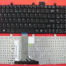 NEW MSI 1675 laptop Keyboard US layout black - MP-09C13U4-359