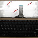 New Lenovo Ideapad G470 G475 Keyboard -us layout black
