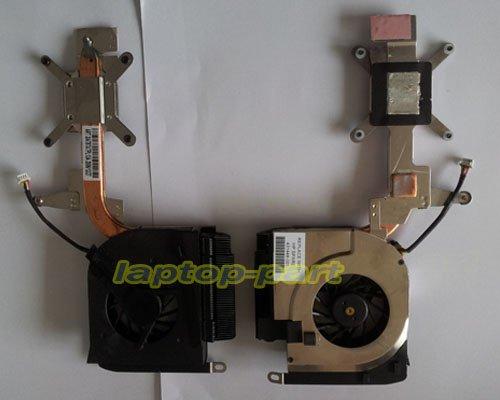 HP Pavilion DV6000 CPU Cooling FAN + Heatsink
