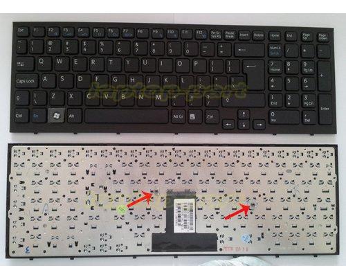 SONY Vaio VPC EB Series laptop keyboard Black - 148792821,MP-09L23US-886