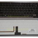 New Toshiba Satellite U840 U845 Keyboard -With Backlit,us layout