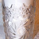 Antique EAPG US Glass Comet In The Stars 1914 Tumbler Ex Cond RARE