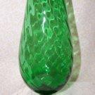 Retro Empoli Italian Art Glass Vintage 60s 70s Mid Century Eames Era OpticmTall