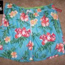 Mens Big & Tall Swim Trunks NEW   XXL Drawstring 44 - 46 Waist  2XL Cool Tropics