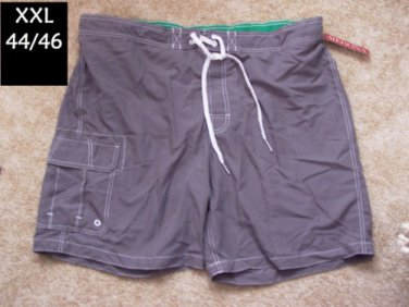 Mens Big & Tall Swim Trunks NEW Cool Style  XXL Drawstring 44 - 46 Waist  2XL