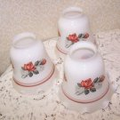 Light Shades Roses Vintage Romantic Prairie Cottage Chic Country Charm Replaceme