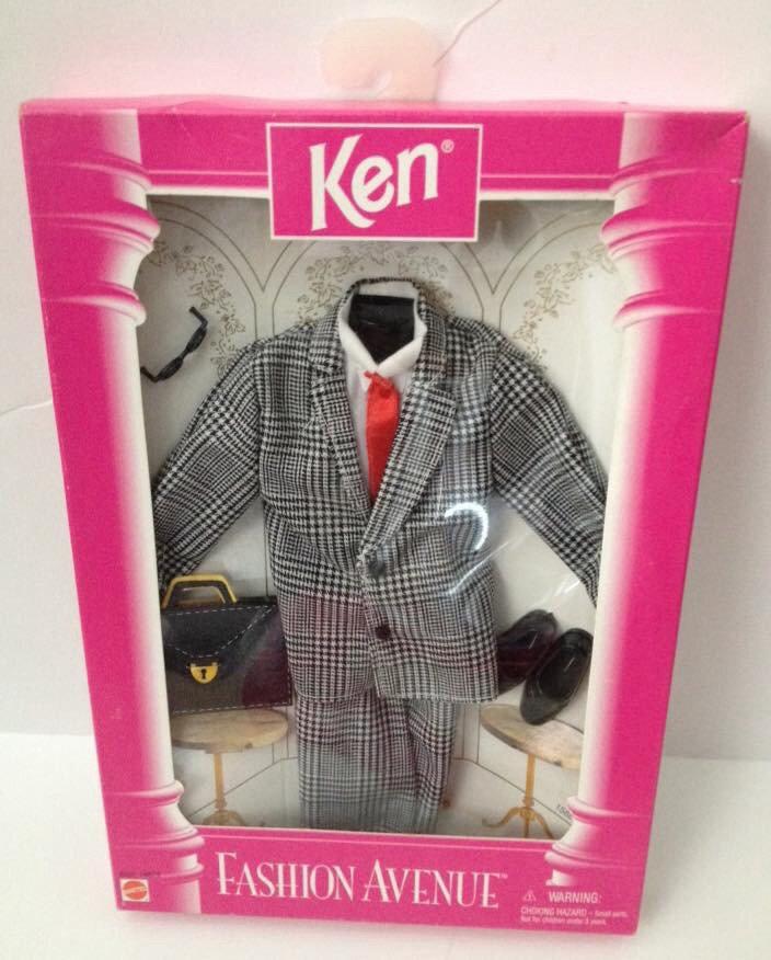 1996 Ken Fashion Avenue - Suit