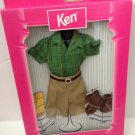 1998 Ken Fashion Avenue - Green shirt with shorts