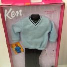1999 Ken Fashion Avenue - Museum Day blue sweater