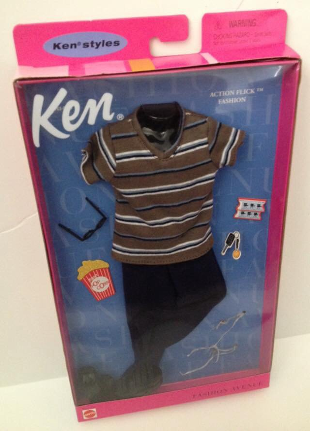 2000 Ken Fashion Avenue - Action Flick
