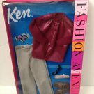 2002 Ken Fashion Avenue - Red Jacket