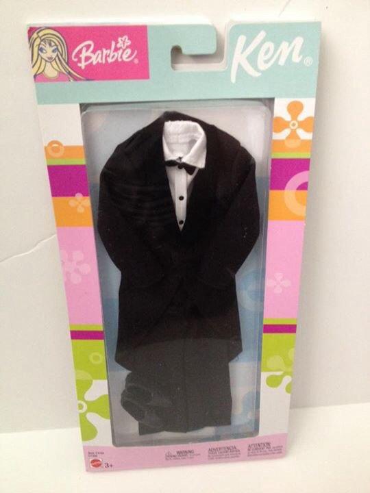 2003 Ken Fashion Avenue - Tuxedo