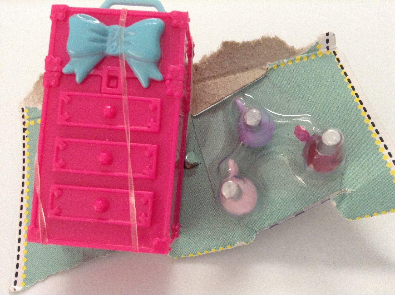 Barbie Make-up travel case