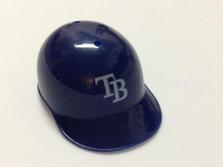 MLB Mini Helmet - Fits Barbie - Tampa Bay Rays