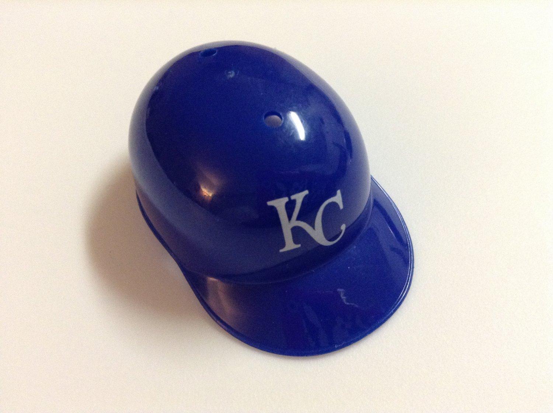 MLB Mini Helmet - Fits Barbie - Kansas City Royals