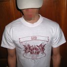 GOD SQUAD T-SHIRT & HAT NEW  S-M-L-XL  $29.95