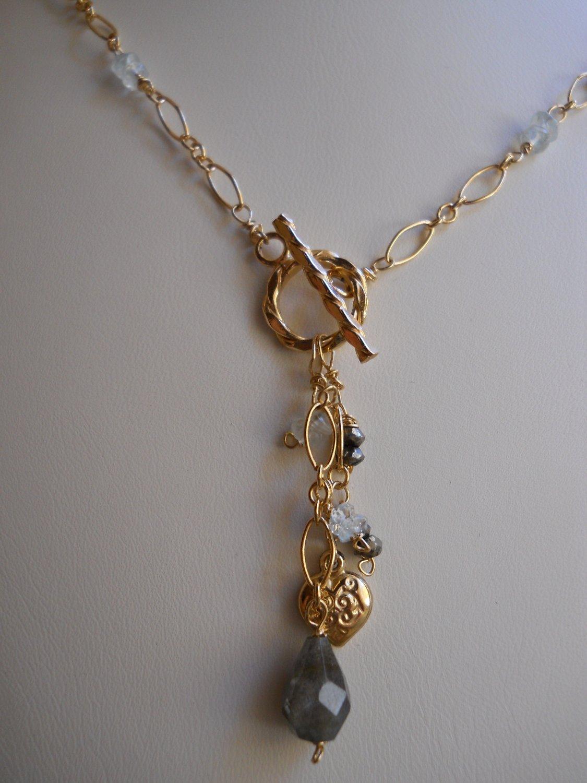 """Charm """"Pendant"""" Necklace"""