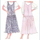 Butterick Sewing Pattern 4806 Misses Jumper Top Size 8 10 12