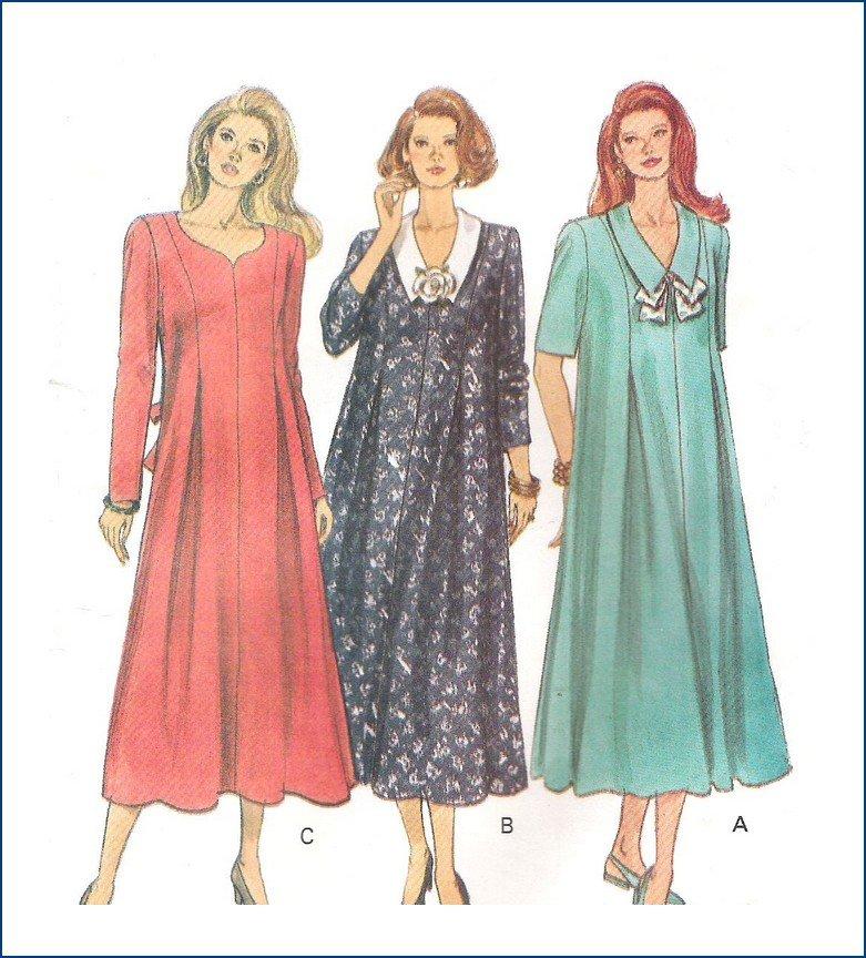 Butterick 3088 Uncut Sewing Pattern Misses Maternity Dress 6 8 10 12