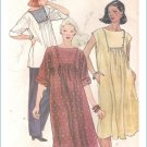 Vogue 7913 Sewing Pattern Misses Maternity Tunic Dress Size 10