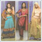 Simplicity 4249 Adult Costume Harem Dancer Size 6 8 10 12 Uncut