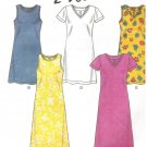 Simplicity New Look Pattern 6750 2 Hour Misses Dress Size 8-18 Uncut