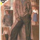 Vintage Simplicity 6576 Misses Go Everywhere Separates Size 12 Uncut