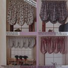 McCalls 4620 Balloon Shades and Valances Home Dec in a Sec