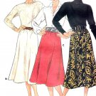 Butterick 3974 Sewing Pattern Misses Skirt Size P S M