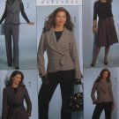 Butterick 5257 Lifestyle Wardrobe Pattern Misses Jacket Skirt Pants Size 16 18 20 22 24 Uncut