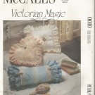 McCalls Craft Pattern 0010 Victorian Magic Pillows Frames Accessories Boxes BasketsUncut