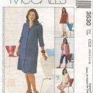 McCalls 3530 Uncut Pattern  Misses Maternity Dress Separates Size 10 12 14 16
