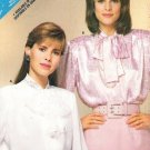 Misses Blouse Pattern  Size 8 10 12 Uncut Butterick 5823 See and Sew