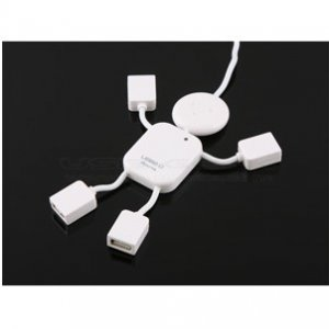 USB-2.0 Hi-Speed Model:SY-H))& 4-port HUB