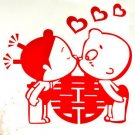 Big Kisses wedding supplier sticker 2