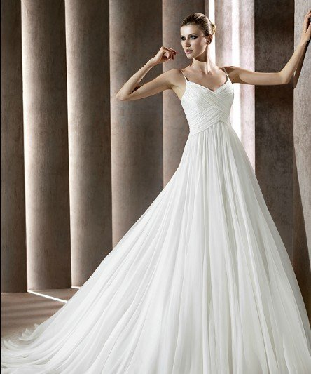 New Sexy Elegant Wedding Dress N02