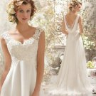 New Sexy Elegant Wedding Dress N08