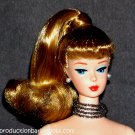 Honey Blonde Ponytail Barbie Reproduction