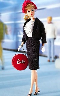 Commuter Set Reproduction Barbie Outfit