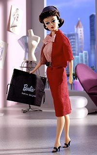 Busy Gal Reproduction Barbie Outfit