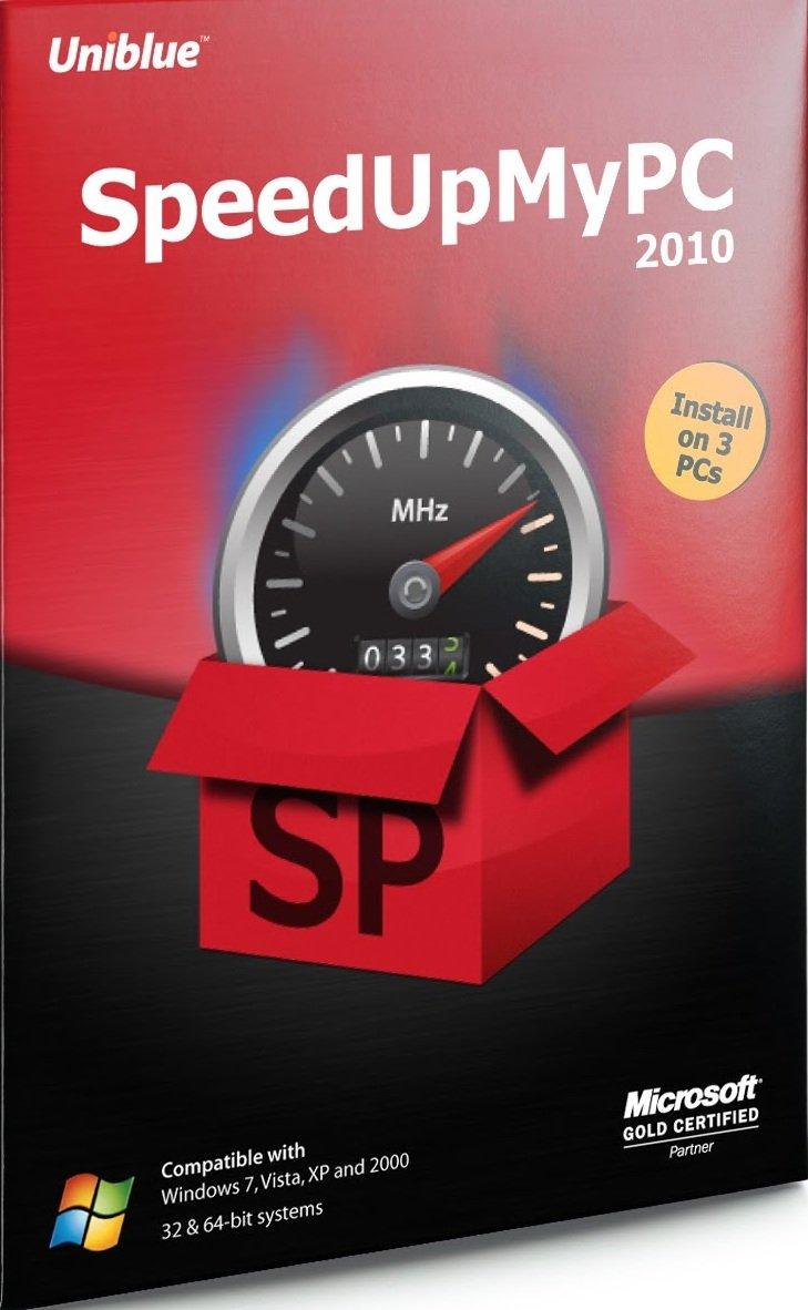 SpeedUpMyPC 2011 1 user