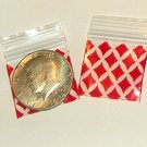"200 Diamonds Baggies 1.25 x 1.25"" Mini Ziplock Bags 125125"