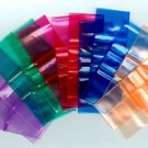 200 Rainbow 1010 Baggies 1 x 1 in. Small Ziplock Bags